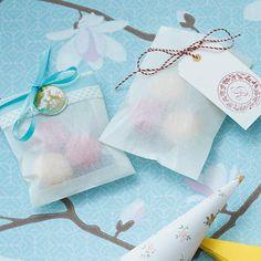 Geschenkverpackungen selber machen - pergamin-beutel5  Rezept