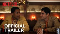 Netflix debuted the trailer for Ryan Murphy's Hollywood series, which stars Darren Criss, Jim Parsons, Laura Harrier, and Patti LuPone. Netflix Trailers, New Netflix, Netflix Movies, Shows On Netflix, Movie Trailers, Hollywood Hills, Hollywood Trailer, Hollywood Stars, Penn Badgley