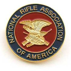 "NRA 1 1/8"" Seal Pin - $4.50"