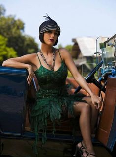 flapper dress I think that flappers are so cool