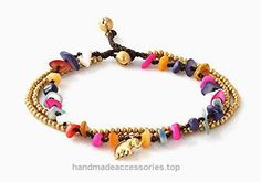 MGD, Colorful Dyed Shell Color Bead and Brass Bell Anklet. 3-strand Elephant Anklets Beautiful Handmade Brass Anklet. Small Anklets. Ankle Bracelet. Fashion Jewelry for Women, Teens Girls, JB-0282A  Check It Out Now     $12.99    Handmade Product, slightly variations in Colours, Sizes and/or Pattern are expected. Please search for more colours a ..  http://www.handmadeaccessories.top/2017/03/18/mgd-colorful-dyed-shell-color-bead-and-brass-bell-anklet-3-strand-elephant-anklets-be..