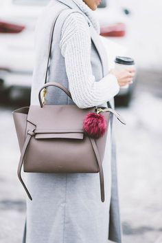 Fashion Cognoscente: Fashion Cognoscente Inspo: Grey Monday