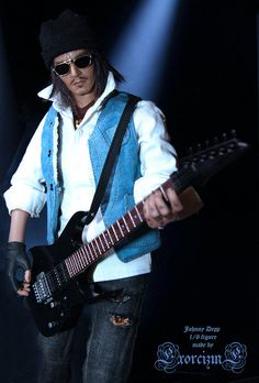 Johnny Depp 1/6 custom figure | Flickr - Photo Sharing!
