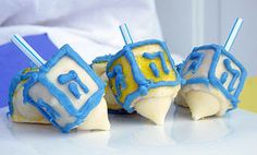 Tami's+Kitchen+Table+Talk:+Mini+Dreidel+Cakes