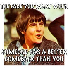 The Monkees David Jones Mike Nesmith Peter Tork Micky Dolenz 1960's Clean Humor Funny Memes