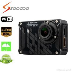 SOOCOO S33WS Pro WiFi Sport Camera Action Camera 1080P HD 16MP 150 Degree Wide Angle 30M Waterproof DVR FPV 1.5 LCD Camera Online with $76.44/Piece on Egomall's Store | DHgate.com