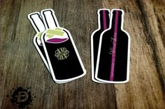 Creative and unique business cards sample, with die cut custom shape of bottle wine for your inspiration. Die Cut Business Cards, Business Card Maker, Unique Business Cards, Professional Business Cards, Business Ideas, Name Card Design, Letterpress Business Cards, Business Card Design Inspiration, Packaging