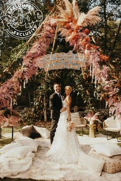 Inside Tyler Rich and Sabina Gadecki's Fabulous Festival-Themed Wedding: All the Photos