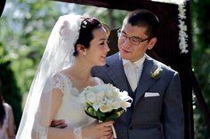 Light background wedding tie.