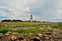 Lighthouse in Morup, Sweden. West Coast, Lighthouse, Sweden, Mountains, Places, Nature, Travel, Bell Rock Lighthouse, Light House