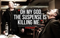 The Blacklist, Season 1 [TV Series]: James Spader is wonderful. Description from pinterest.com. I searched for this on bing.com/images