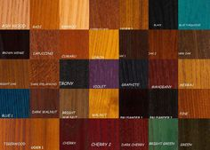 Bartek Water Based Wood Stain 67 Colours Woodworking DIY Decoupage 200 ml Woodworking Saws, Woodworking Projects, Wood Colors, Colours, Water Based Wood Stain, Dark Walnut, Woodland Nursery, Paint Furniture, Animal Photography