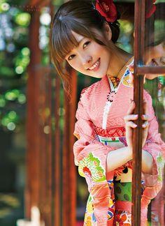 Shiraishi Mai | Nogizaka46 Shiraishi Mai Kimono | Kyoto Sweet Collection | Part 3