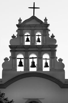 Bells of the Catholic Church San Blas de Illescas ~ Coamo, Puerto RIco