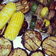Summer Grillin' w/ #ghostpepperZ!   Spice up your grilled #vegetables with our hottest rub, Bruce's Southern Blend.  Visit us at the Riverwalk Jupiter GreenMarket on Sun. June 19 for hottest #FathersDay gift bowls, with bonus specials too!  www.ghostpepperZ.com