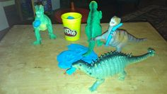 Dino doh