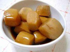 里芋の煮ころがしの画像