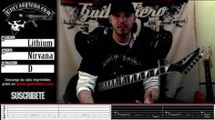 "Como tocar ""Lithium"" (Nirvana) by GuitarFiero"