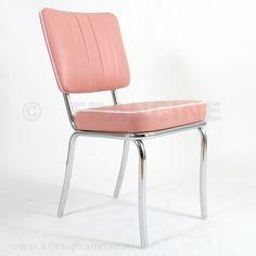 Bel Air stoel Classic...Pink