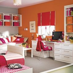 Home design teen girl bedroom ideas cool diy room for teenage girls bedroom wall small rooms for teens. Home design teen girl bedroom ideas cool diy room for teenage girls bedroom wall small rooms for teens bedroom. Girls Bedroom, Teenage Girl Bedrooms, Girl Bedroom Designs, Bedroom Decor, Bedroom Ideas, Childrens Bedroom, Bedroom Setup, Bedroom Shelves, Bookcase Wall