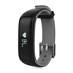 #Zapals - #Zapals LEMFO P1 Bluetooth Smart Bracelet Heart Rate Blood Pressure Monitor - AdoreWe.com