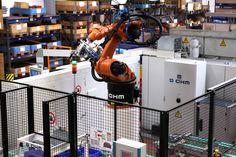 TGW übernimmt Robotik-Experten: CHM wird TGW Robotics - http://www.logistik-express.com/tgw-uebernimmt-robotik-experten-chm-wird-tgw-robotics/
