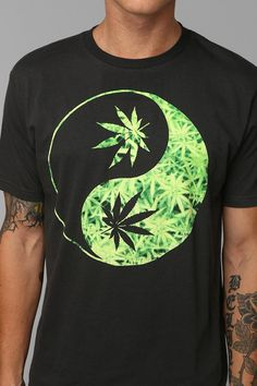 Yin Yang Tee. For the permanent roommate @Blake Vandevender
