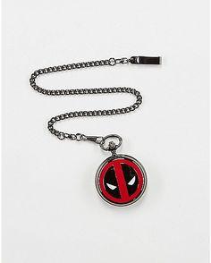 Deadpool Pocket Watch - Spencer's