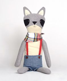 Image of Chester the Raccoon