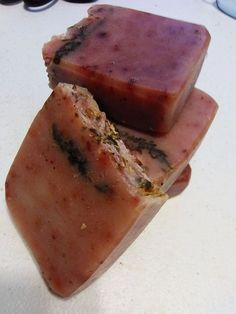 Check out this item in my Etsy shop https://www.etsy.com/listing/287684183/pink-rose-petal-soaporganic-soapmothers