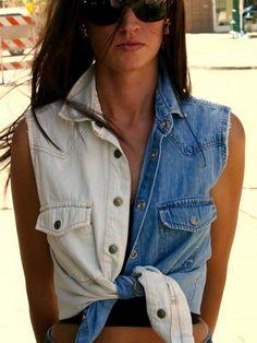 Модные женские жилеты и жилетки на осень, весну и лето 2016 года: фото