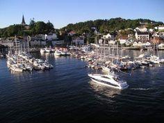 Grimstad - my second home