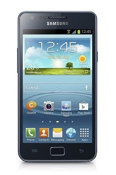 Samsung intros Galaxy S II Plus with Jelly Bean