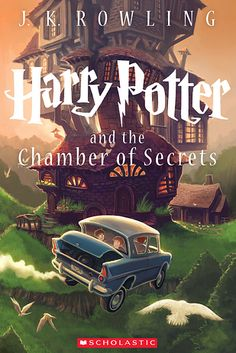 "Harry Potter and the Chamber of Secrets | ""Harry Potter"" Gets Seven New Illustrated Covers"