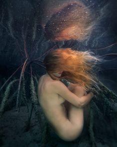 Sirens 💦 Looking for models 💦💦 Elena Kalis, Underwater Photography, Spiritual Awakening, Sirens, Places To Visit, Poses, Deviantart, Fantasy, Concert