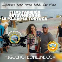 #clubdetortugueros. Ellos también estuvieron en la isla de la Tortuga. Un gran saludo a nuestros  amigos que compartieron con nosotros unos días y que pronto veremos una interesante propuesta que les encantará a muchos #isladelatortuga #islalatortuga #islasdevenezuela #playa #playas #arenitaplayita #Higuerote #Barlovento #Miranda #Venezuela #turismo #viajar #vacaciones #paquetes #paseos #isladelatortuga #farallon #findesemana #semanasanta #tortugaisland #cayoherradura