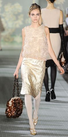 TB Fall Collection 2012-love it all (though I'd probably wear each piece on its own!) including that AWESOME bag!