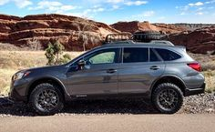 Scott's - 2018 Subaru Outback 3.6R Limited – LP Aventure (a division of Lachute Performance inc.)