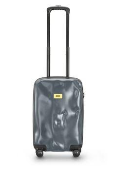Crash Baggage Ghost Grey 4 wheels