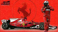 Kimi Räikkönen/SF70-H