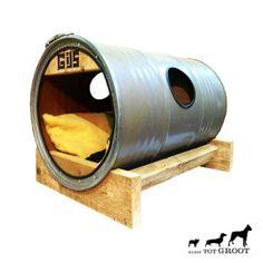 Industrieel Hondenhuis 'Dog House' Indusigns