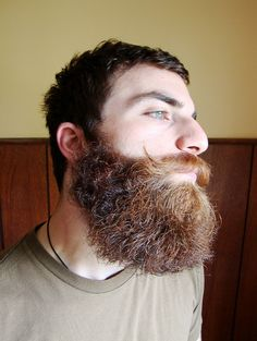 Does this profile make my beard look thicker?