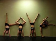 LOVE. Dance.