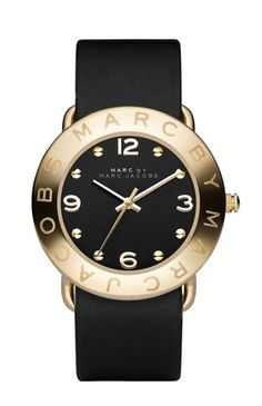marc jacobs watch. love.
