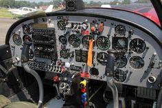 Marchetti SF-260 Cockpit