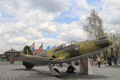 Bereznyak-Isaev BI-1 (1942) Soviet rocket fighter prototype. 6 prototypes were built.  https://en.m.wikipedia.org/wiki/Bereznyak-Isayev_BI-1