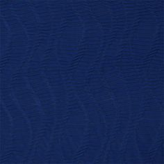 Royal Blue Stitched Waves Rib Mesh Fabric - A unique mesh knit fabric with horizontal stitches rows and a stitched wave design in royal blue.  Fabric has a small stretch and is light weight and drapes nicely.  Great fabric for scarves, skirts, tops, and dresses!  ::  $6.00
