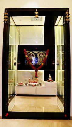 50 Ideas for simple pooja door design Grey Interior Doors, Temple Design For Home, Desi Wedding Decor, Pooja Room Door Design, Vintage Door Knobs, Puja Room, Cupboard Design, Unique House Design, Indian Home Decor