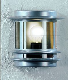 Franklite EXT6211 Barbican Exterior Wall Lantern, IP44 - from Lights 4 Living