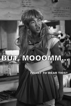 RapMonster HAHAHA! :D this has to be one of the funniest kpop memes I've seen so far!!!